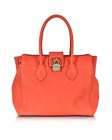 Nuova Florence Coral Medium Handbag