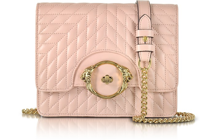 Star Blush Quilted Nappa Leather Shoulder Bag - Roberto Cavalli