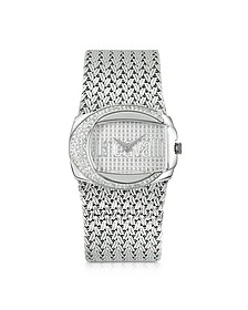 Rich Collection Chain Link Band Watch - Just Cavalli