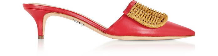 Wicker Women's Shoes - Rodo