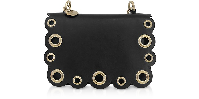 Small Leather Shoulder Bag - RED Valentino
