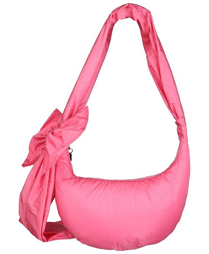 Shoulder Bag With Maxi Bow - RED Valentino