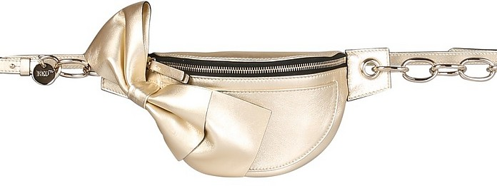 Belt Bag With Maxi Bow - RED VALENTINO