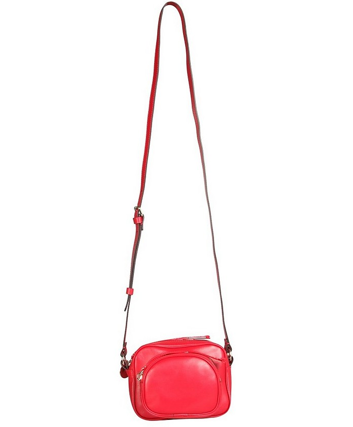 Leather Shoulder Bag - RED Valentino / レッド ヴァレンティノ