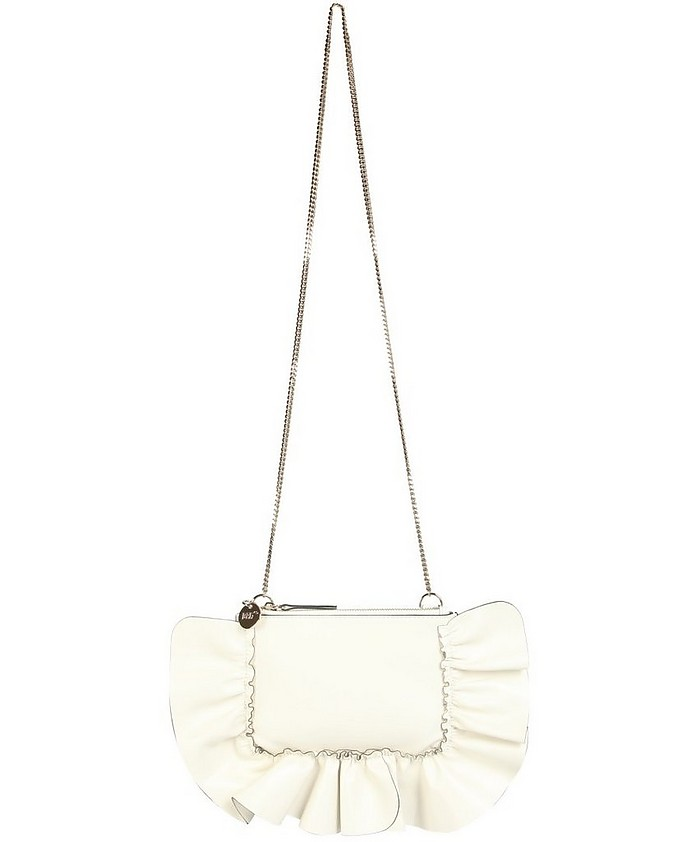 Rock Clutch With Ruffles - RED Valentino / レッド ヴァレンティノ