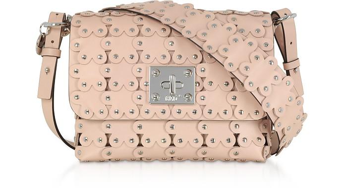 Flower Puzzle Small Twist Lock Shoulder Bag - RED Valentino / レッド ヴァレンティノ