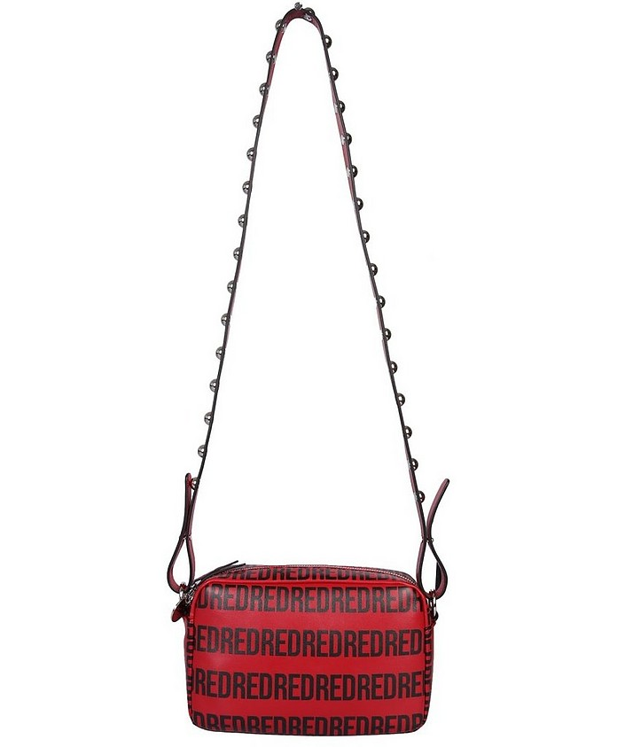 Metal Dot Shoulder Bag - RED Valentino