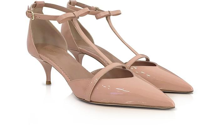 RED Valentino Patent Leather Heels dT1h8GoJ
