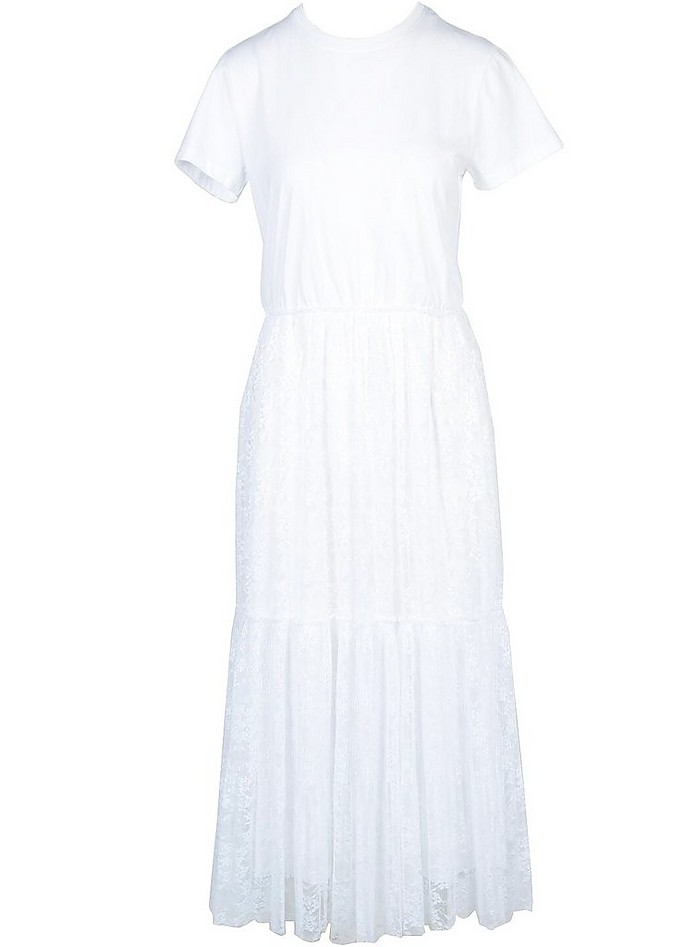 Women's White Dress - RED Valentino
