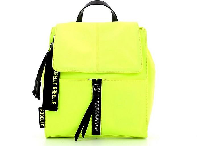 Women's Yellow Backpack - REBELLE