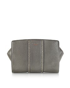 Studded Leather 24 Clutch