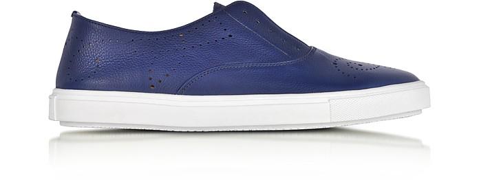 Iteu Hobo Sport Cobalt On Slip Sneaker At 41 Fratelli Rossetti Forzieri m0nNv8w
