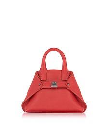 Love Leather Micro Ai Crossbody Bag - Akris