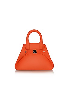 Zinnia Leather Micro Ai Crossbody Bag - Akris