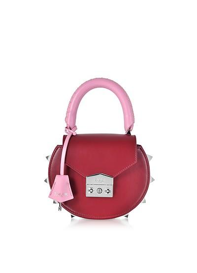 Mimi Multicolor Top Handle Shoulder Bag - Salar