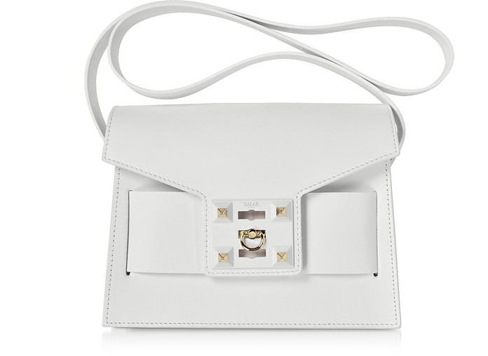 Mila Basic Shoulder Bag - Salar