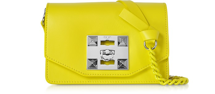 Sylvie Chain Shoulder/Belt Bag - Salar
