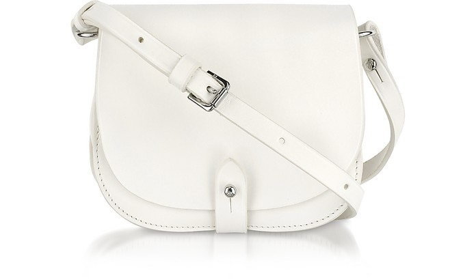 Small Saddle Shoulder Bag - Ralph Lauren Collection