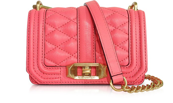 Mini Love Watermelon Leather Crossbody Bag - Rebecca Minkoff