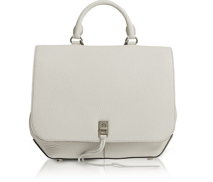 Putty Leather Darren Convertible Backpack - Rebecca Minkoff