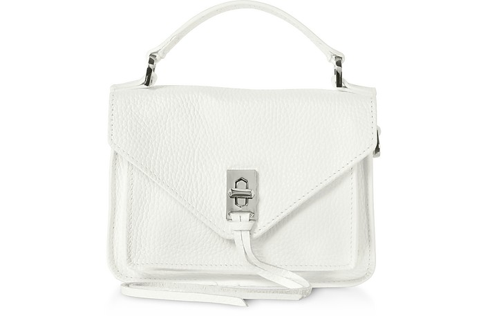 Leather Mini Darren Messenger Bag - Rebecca Minkoff
