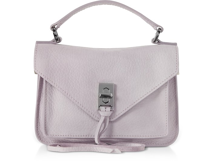 Nubuck Leather Mini Darren Messenger Bag - Rebecca Minkoff
