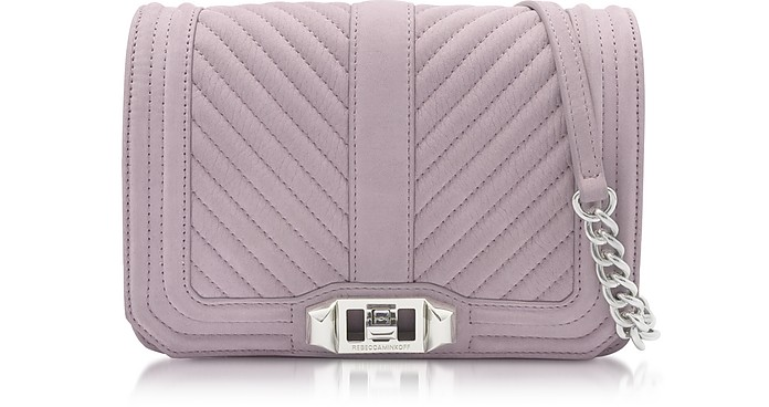 Chevron Quilted Small Love Crossbody - Rebecca Minkoff / レベッカ ミンコフ