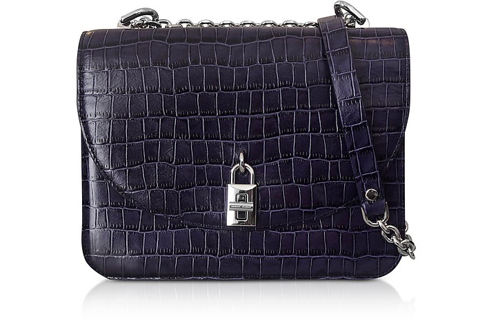 Love Too Deep Twilight Leather Crossbody Bag - Rebecca Minkoff