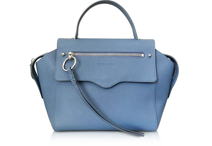 Gabby Leather Satchel Bag - Rebecca Minkoff