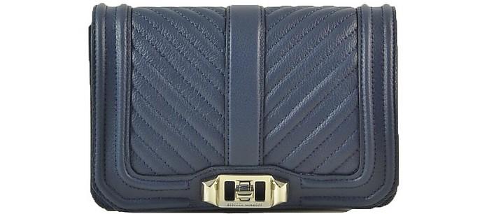 Women's Navy Blue Handbag - Rebecca Minkoff / レベッカ ミンコフ