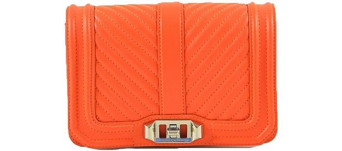 Women's Orange Handbag - Rebecca Minkoff / レベッカ ミンコフ