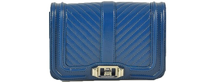 Women's Petrol Blue Handbag - Rebecca Minkoff / レベッカ ミンコフ