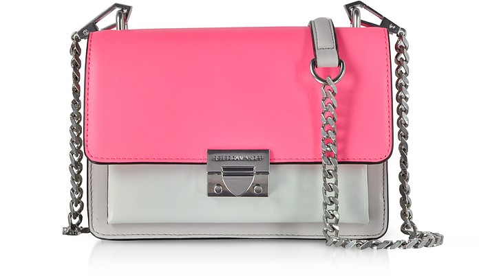 Color-Block Leather Christy Small Crossbody - Rebecca Minkoff