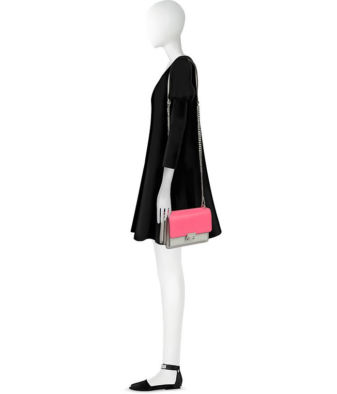 Color-Block Leather Christy Small Crossbody Rebecca Minkoff Xx1uHRop