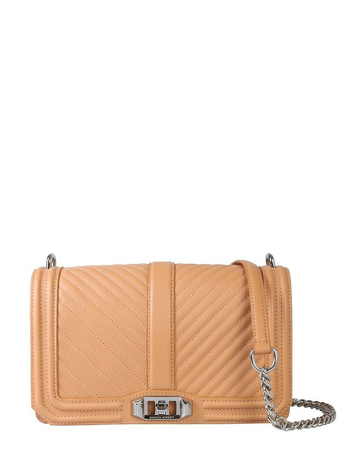 LOVE SHOULDER BAG - Rebecca Minkoff