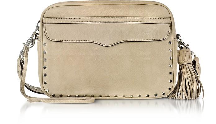 Sandstone Leather Bryn Camera Bag - Rebecca Minkoff