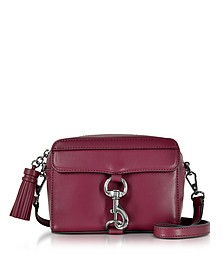 M.A.B. Leather Camera Bag - Rebecca Minkoff