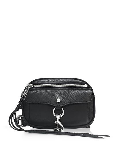 Pebbled Leather Blythe Belt Bag - Rebecca Minkoff