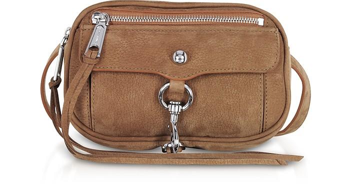 Almond Leather Blythe Belt Bag - Rebecca Minkoff