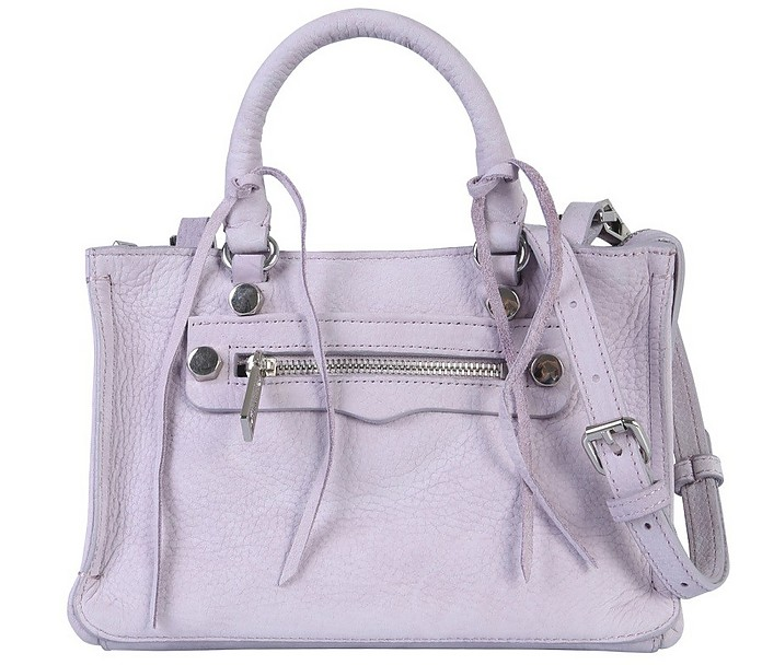 Regan Satchel Bag - Rebecca Minkoff