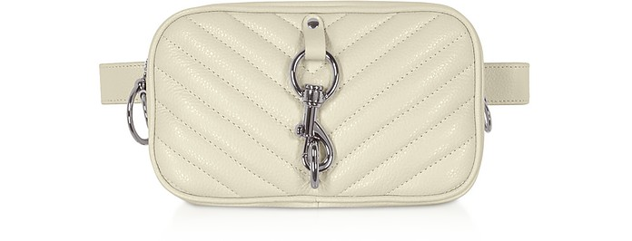 Pebbled Leather Camera Belt Bag - Rebecca Minkoff