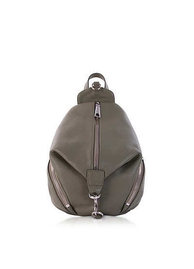 Leather Convertible Mini Julian Backpack - Rebecca Minkoff