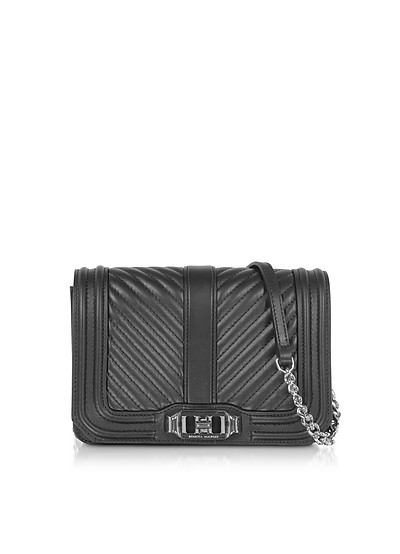 Nappa Leather Small Love Crossbody - Rebecca Minkoff