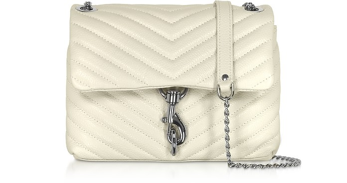 Quilted Leather Edie Xbody Bag - Rebecca Minkoff