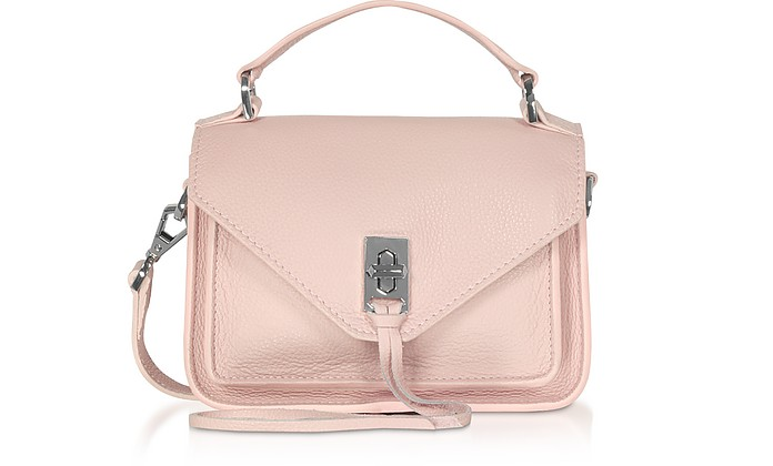 Pebble Leather Mini Darren Messenger Bag - Rebecca Minkoff