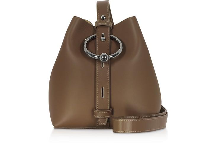 Nappa Leather Mini Kate Bucket Bag - Rebecca Minkoff