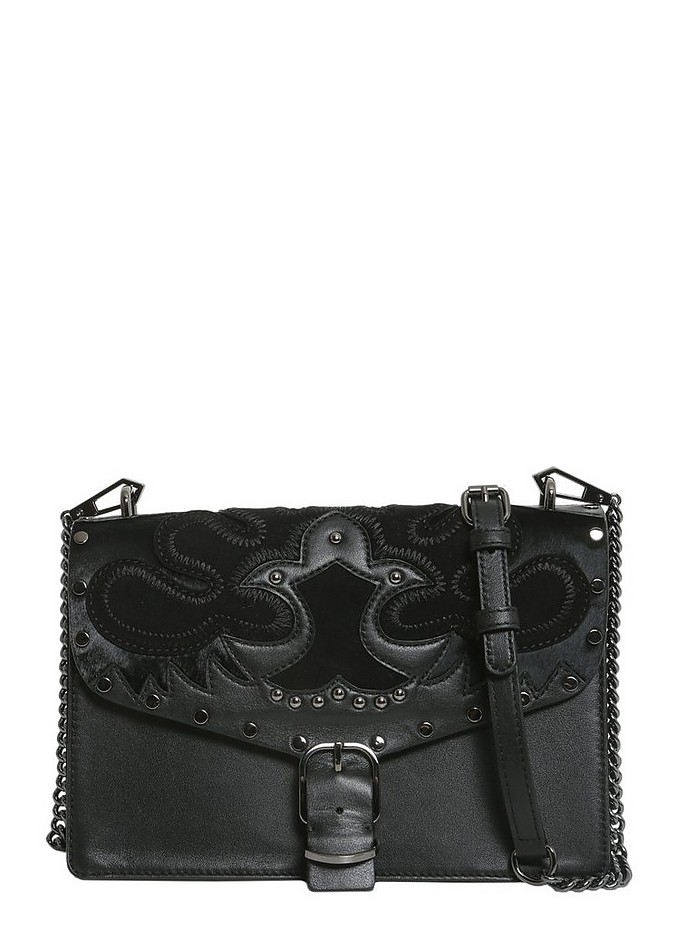 MEDIUM BIKER CROSSBODY BAG - Rebecca Minkoff