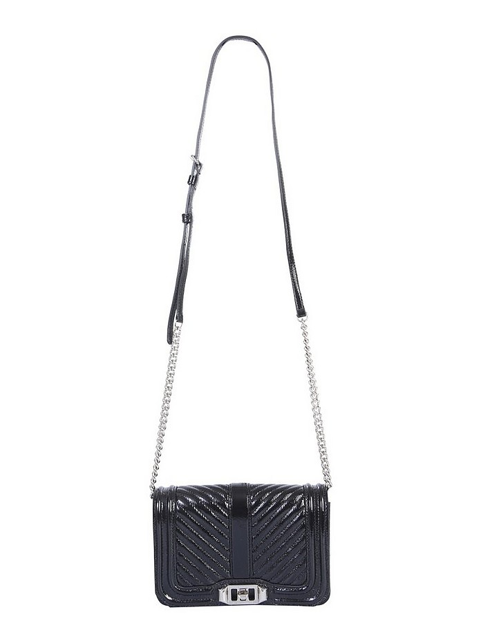 LOVE SMALL SHOULDER BAG - Rebecca Minkoff