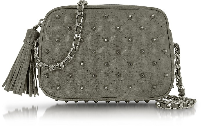 Flirty Studded Leather Crossbody - Rebecca Minkoff
