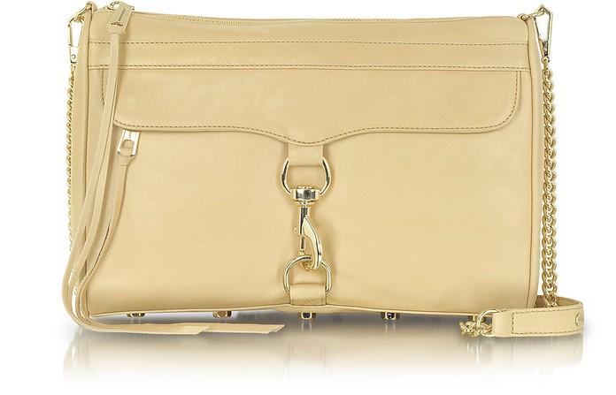 MAC Daddy - Large Leather Shoulder Bag - Rebecca Minkoff